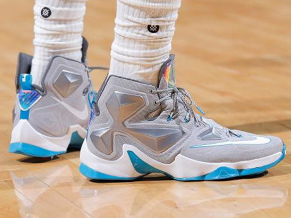 Every Nike LeBron 13 That King James Wore This Season Part 1