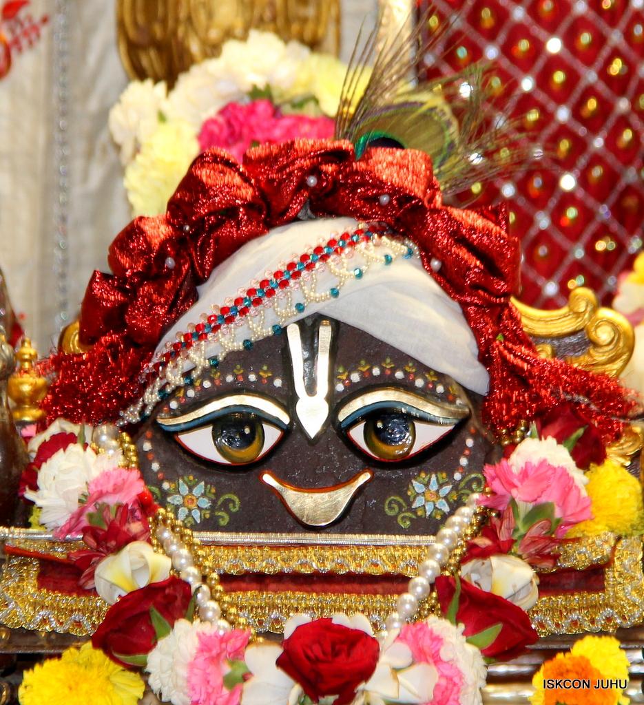ISKCON Juhu Sringar Deity Darshan on 30th Sep 2016 (17)