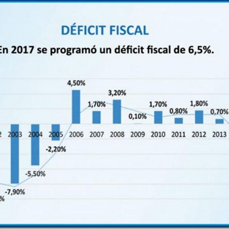 2017: Déficit fiscal en Bolivia fue el mayor de Latinoamérica