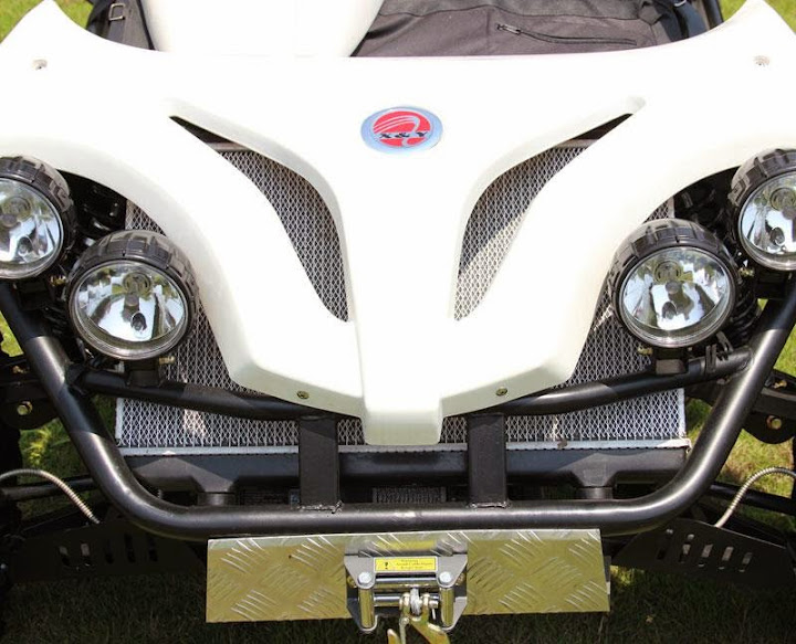 1100cc XY 4x4 Offroad Dune Buggy Front