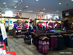 Race pick up was inside the new Athleta store at Atlantic Station. I wanted to buy everything.