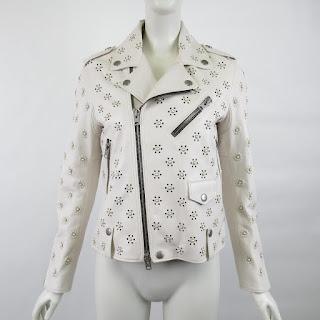 Coach & Rodarte NEW Leather Jacket