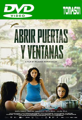Abrir puertas y ventanas (2011) DVDRip