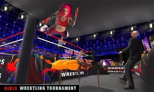 Girls Wrestling Revolution Stars: Women Fighting - náhled