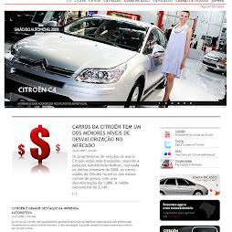 Projeto: Portal Citroën