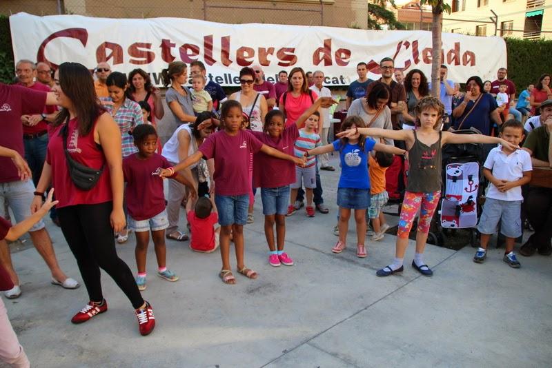 Festa infantil i taller balls tradicionals a Sant Llorenç  20-09-14 - IMG_4273.jpg