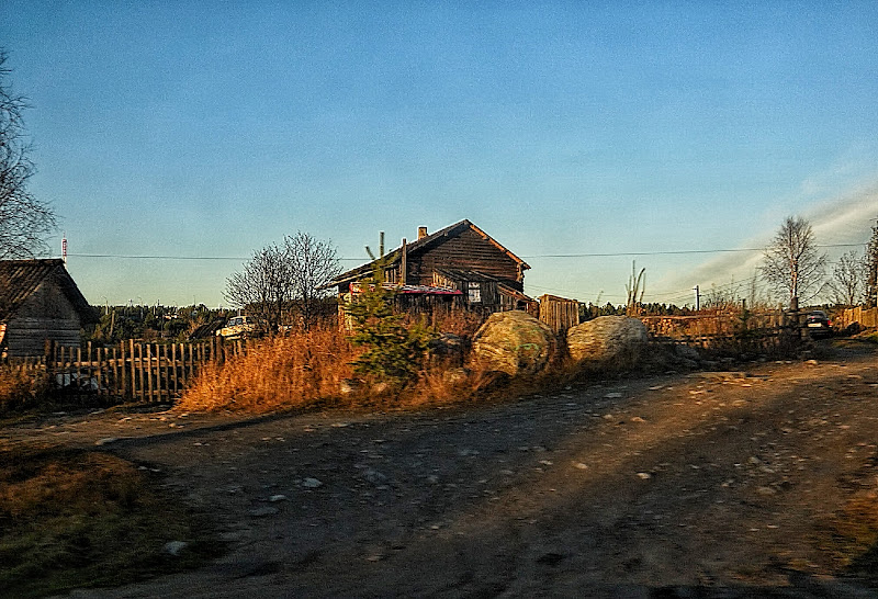 трасса-Р21