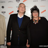 OIC - ENTSIMAGES.COM - Damon Rochefort and Sue Tilley  at the March of The Mods - book launch party  London 11th February 2015