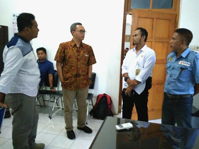 Kampanye di Batur Jaya Cagub Jateng Sudirman said di semprit panwaskab klaten
