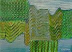 125 - Mangrove - 2005 18 x 12 - Acrylique sur toile