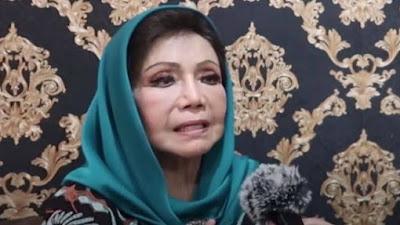 Penyanyi Legendaris Elly Kasim Tutup Usia Diusia 76 Tahun