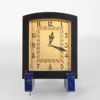 T. Kirkpatrick & Co. Art Deco Clock
