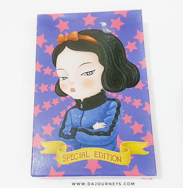 Review BEAUTY PEOPLE Snow White Special Edition Color Season 2