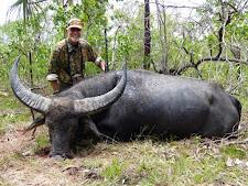 Another nice buffalo bull taken at Carmor Plains by Mr David Gitlitz, USA