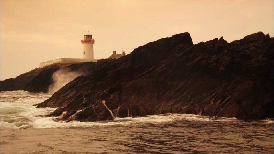Valentia Island Lighthouse. From Driving Ireland's Wild Atlantic Way