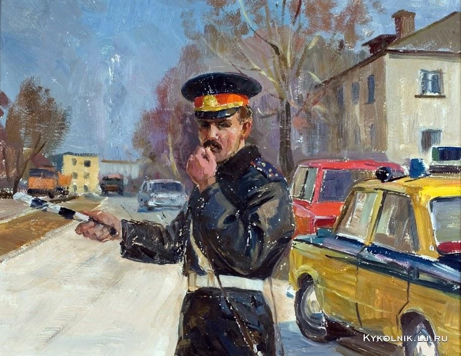 Главной военной картины советских художников на мидиции это