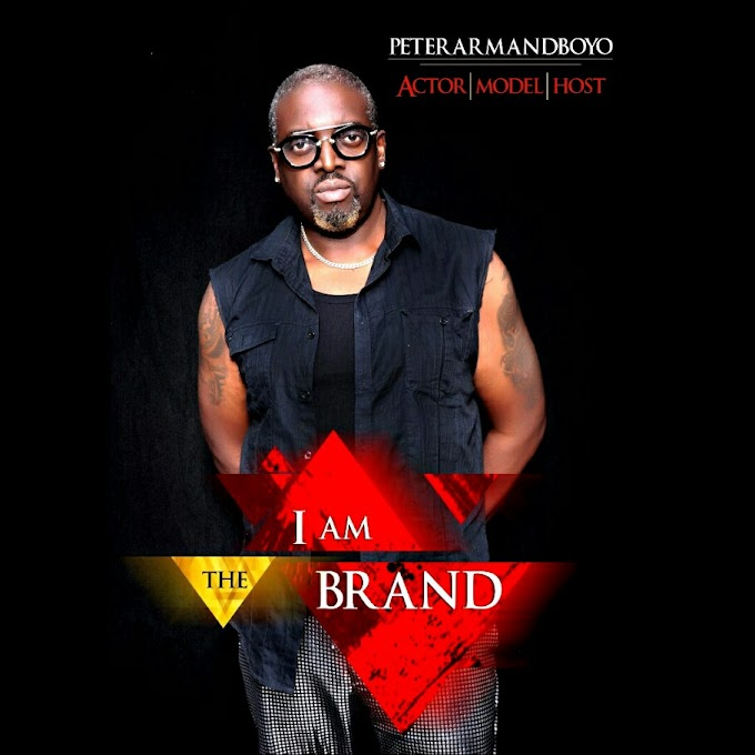 I AM THE BRAND (PETER AMAND BOYO)