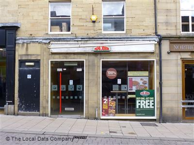 Papa Johns On King Street Pizza Takeaway In Town Centre
