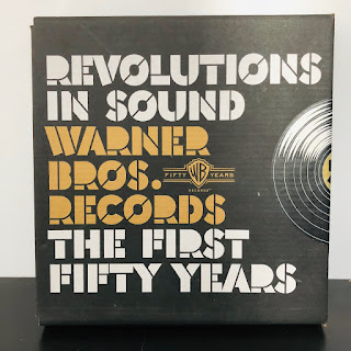 Revolutions In Sound: Warner Bros. Records - The First Fifty Years Book and USB Drive