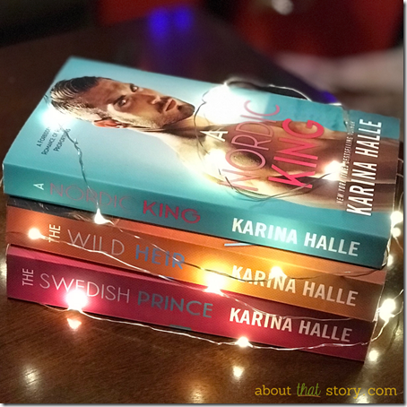 Book Review: A Nordic King by Karina Halle | About That Story