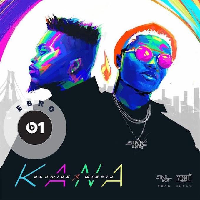 Olamide – Kana ft. Wizkid [Dance Video]