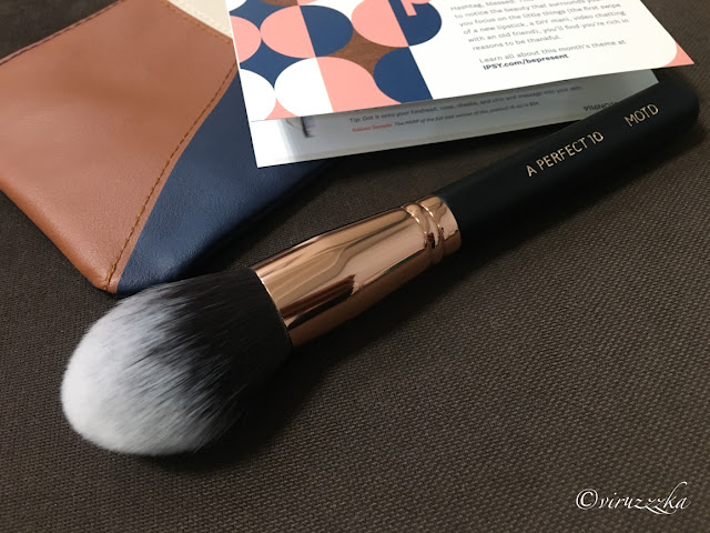 MOTD COSMETICS A Perfect 10 Tapered Face Brush Reviews Photos