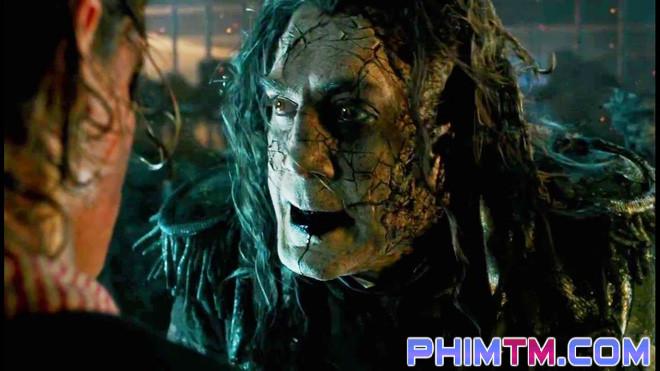 Xếp hạng phản diện trong loạt phim Pirates of the Caribbean - Ảnh 5.
