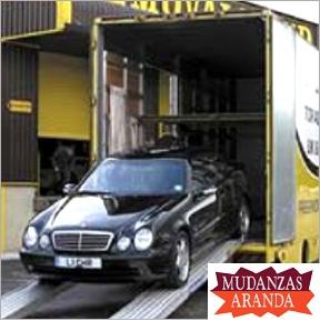 Mudanzas de Automóviles en Aranda de Duero