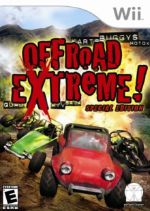 [GAMES] Offroad Extreme -PUSSYCAT – (Wii/PAL/MULTi6)