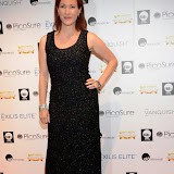 WWW.ENTSIMAGES.COM -   Tanya Franks - Broadchurch  at      Stephen Handisides My Face My Body Awards at The Royal Garden Hotel London November 1st 2014                                                 Photo Mobis Photos/OIC 0203 174 1069