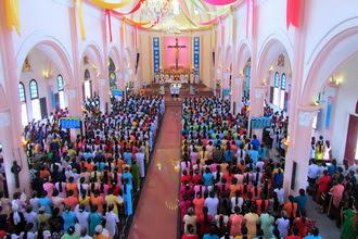 Giới hiền mẫu giáo hạt Đồng Chưa mừng Lễ Thánh Monica bổn mạng