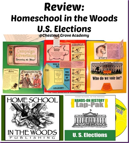 History, hands-on, hands on, lap book, lapbook, elections, hands on learning, U. S. history, United States, United States history