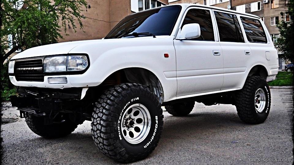 1993 Toyota Land Cruiser SUV