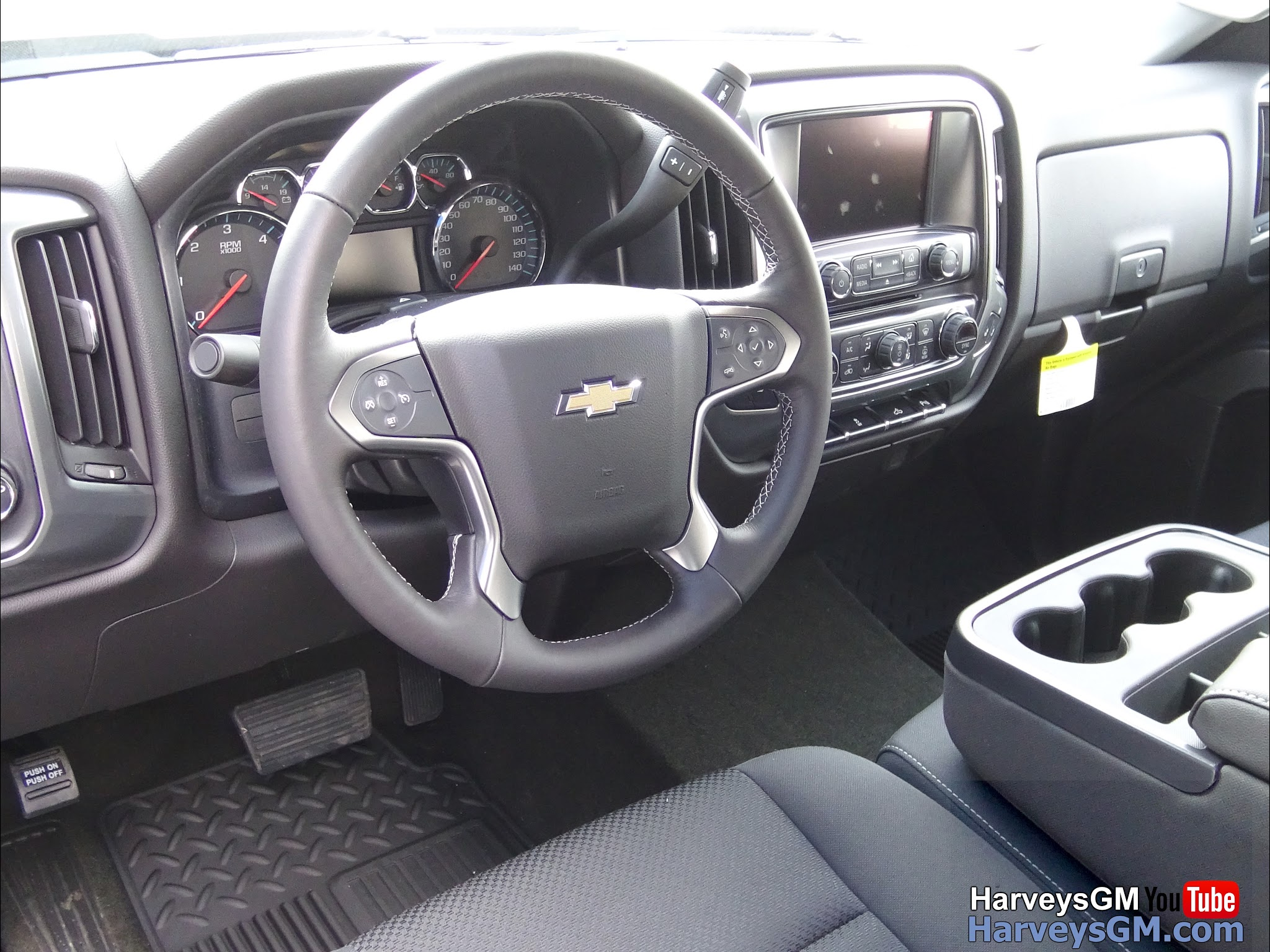 2016 Chevy Silverado 1500 Double Cab Standard Box 4wd Lt With 1lt Trailer Brake Wiring Chevrolet