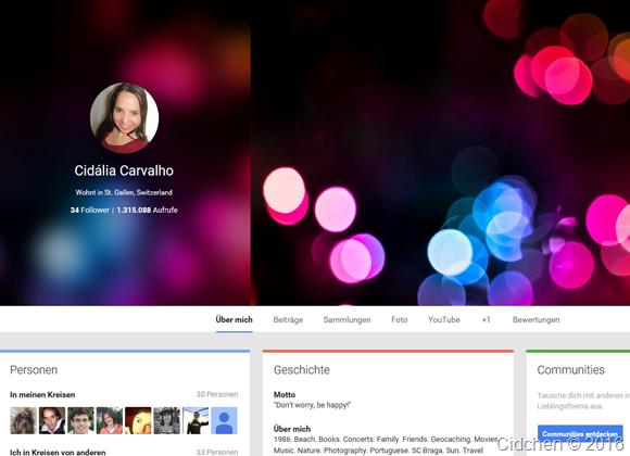 Google  Profil 2