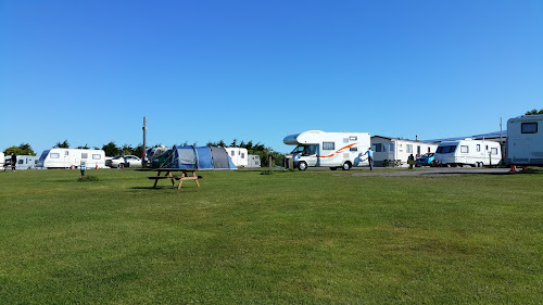 Camping  at Bay View Farm