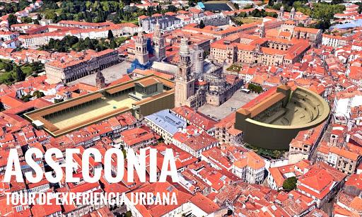 Asseconia. La Génesis Romana de Santiago de Compostela