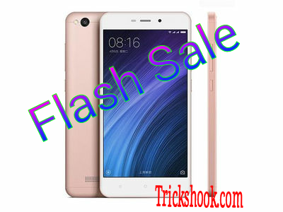 (Live 12 PM) How To Buy Xiaomi Redmi 4A Online @ Rs 5,999 on Amazon Flash Sale