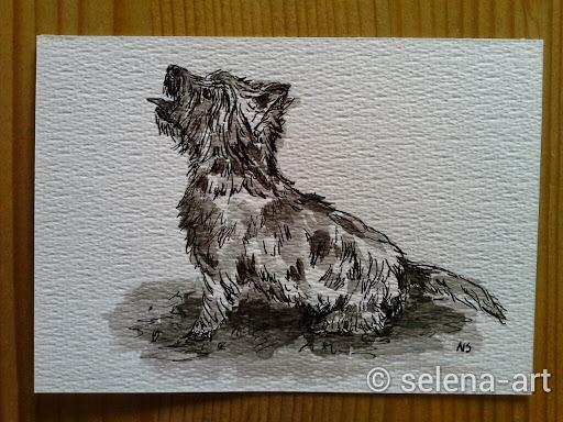 Inkt tekening Selena1.jpg