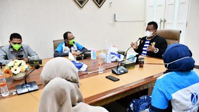 Sukses Sebagai Wali Kota Berkinerja Luar Biasa, Aminullah Terima Penghargaan dari JSI