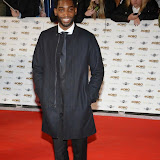 WWW.ENTSIMAGES.COM -   Tinie Tempah  arriving at        MOBO Awards 2014 at SSE Arena Wembley October 22nd 2014Annual awards show recognising the best in urban music which is supported by HTC.                                                Photo Mobis Photos/OIC 0203 174 1069