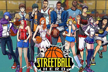 Streetball hero v1.1.5 Full Apk+Obb For Android