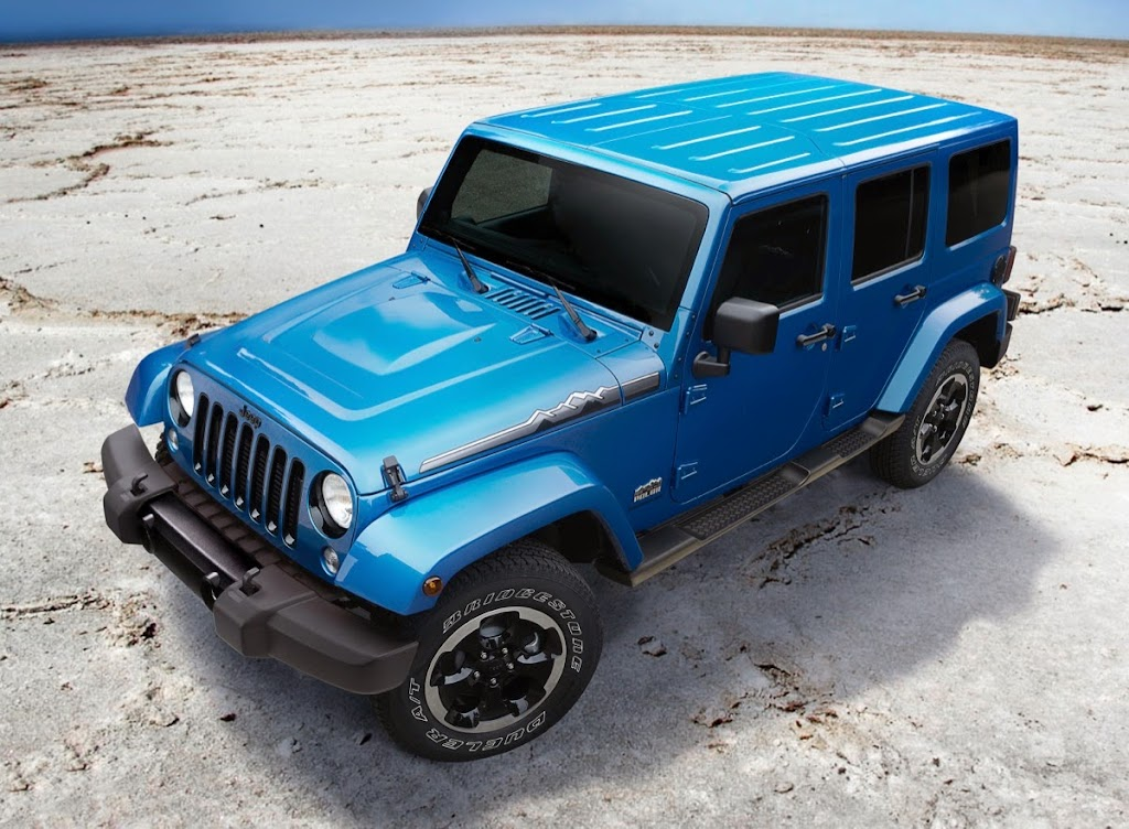 2014 JEEP WRANGLER POLAR EDITION 021WR