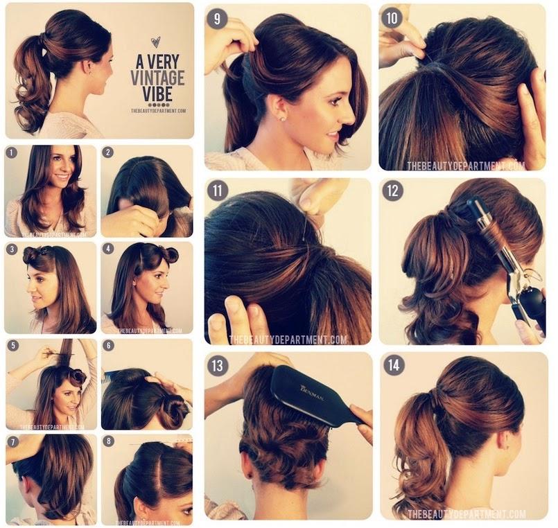Peinados Para Pelos Rizados Faciles