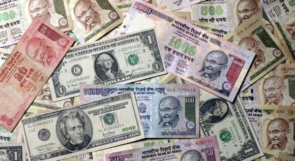 rupee turned weaker