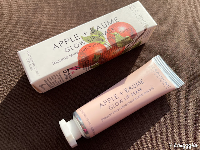 Seraphine Botanicals Apple + Baume Glow Lip Mask Review