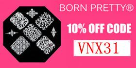 BornPrettyStore 10%os kupon