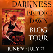 Darkness Dawns Blog Tour hosted by Amanda Bonilla