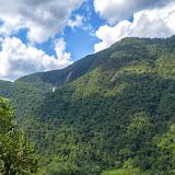 "Cascades du río Negro ""cascada Rincón del Tigre"" (Yungas, Bolivie), 7 décembre 2014. Photo : Jan Flindt Christensen"