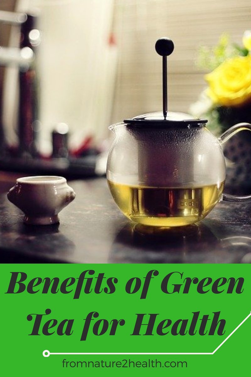 Benefits of Green Tea for Cancer, Cholesterol, Diabetes